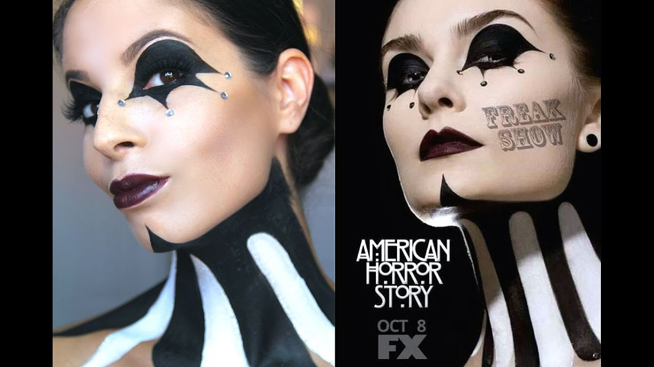 9 Easy Halloween Makeup Tutorials for Adults - PureWow