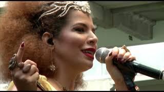 Vanessa Da Mata No Festival NOVABRASIL
