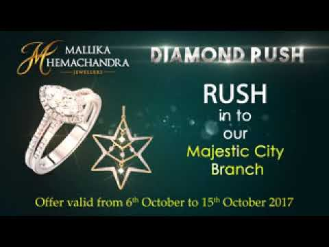 Diamond Rush @ Majestic City Branch
