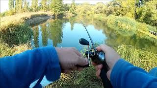Ловля рыбы в октябре на малых реках