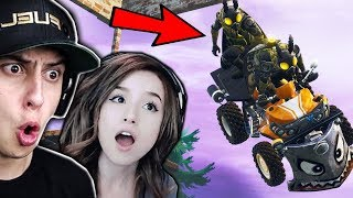 I Can't Believe We Did This... (POKI & CIZZORZ DUOS WIN - FORTNITE BATTLE ROAYLE)