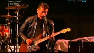 Arctic Monkeys - The Hellcat Spangled Shalalala (São Paulo 2012) [lyrics/legendado]