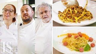 Ragù alla bolognese: 2 ricette di Aurora Mazzucchelli, Gianni D'Amato e Dario Picchiotti
