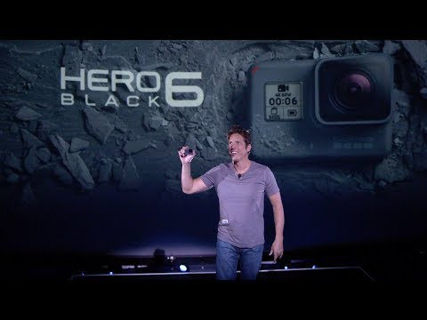 GoPro: Official HERO6 + Fusion Live Launch Event 2017