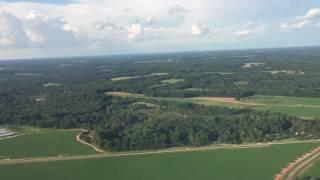 Landing in Dothan 7.19.17