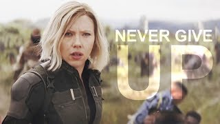 Natasha Romanoff || Never Give Up