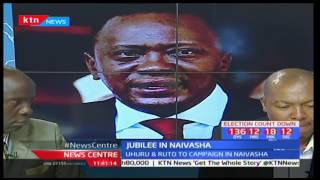 News Centre - 24th March 2017 - Discussion: Political Rallies in Nairobi and Naivasha
