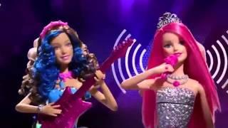 Barbie Rockowa Księżniczka - Ewelina Lisowska - bohaterki filmu Courtney & Erica