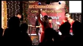 Jesus Be The Center Of My Heart - sung by : Sisi Idol ( with OIL Band )