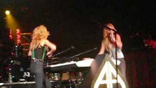 Aly & AJ   Potential Break Up Song Live (full Song)