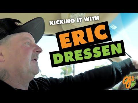 Kicking It With... Eric Dressen | OJ Wheels