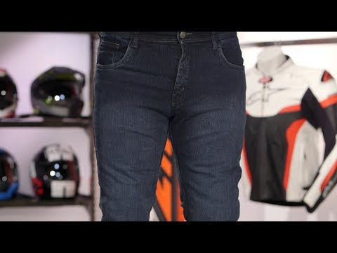 Street & Steel Oakland Jeans Review at RevZilla.com