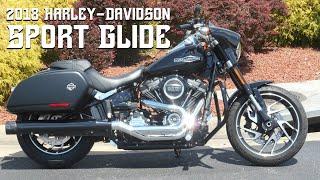 2018 Harley-Davidson Sport Glide | Featured Bike of The Week