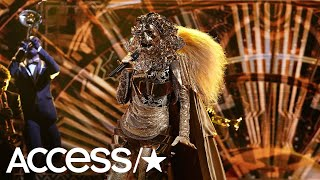 'The Masked Singer': Who Was The Lion?!   Access