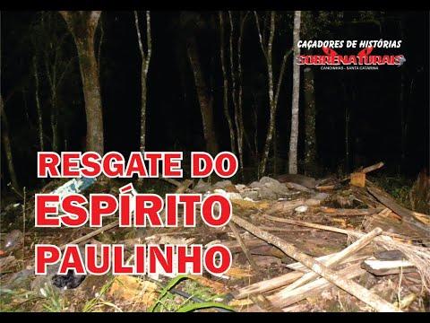 RESGATE DO ESPÍRITO PAULINHO