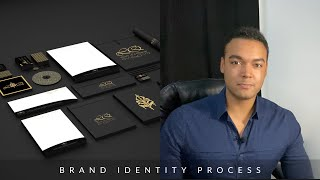Brand Identity Design Process: Develop an EFFICIENT Workflow for Clients. Class Intro.