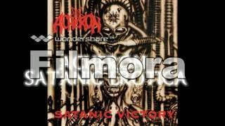"""Acheron - Satanic Erotica - album: """"Satanic Victory"""" (1992)"""