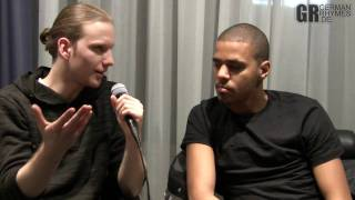 GermanRhymes.de - Interview with J. Cole