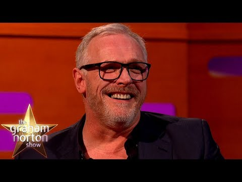 Greg Davies o romantice a o snu své sestry - The Graham Norton Show