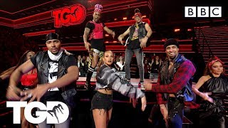 Diversity perform with Alesha, Cheryl, Matthew, Oti and Todrick!   The Greatest Dancer