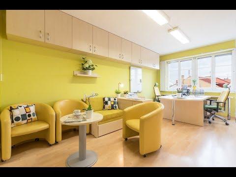 Video Prodej kancelářských prostor 43 m², Praha 9 - Kyje