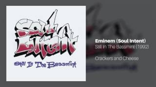 Eminem - Crackers and Cheese (Remastered)