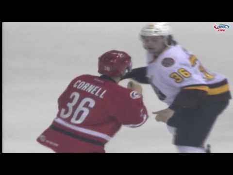 Emerson Clark vs. Mike Cornell