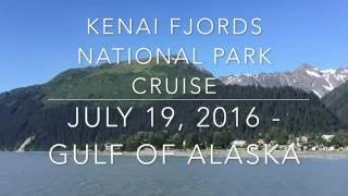 Our Kenai Fjords National Park Cruise