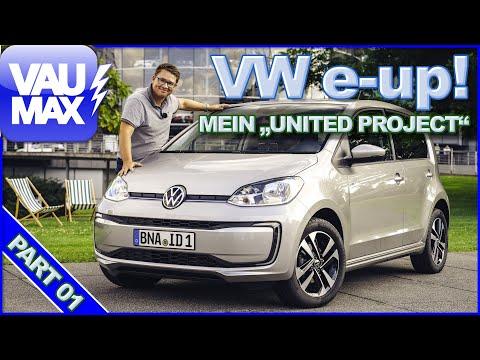 2020 VW e-up! united – Ich habe das Sondermodell gekauft!   VAU-MAX.tv