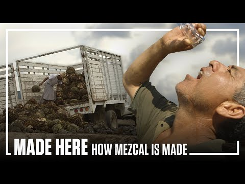 The heart and soul of handmade mezcal