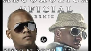 Zisko Ft Yomo - Alcoholica (Official Remix) -- Septiembre 2011 -- [www.bajaryoutube.com].flv