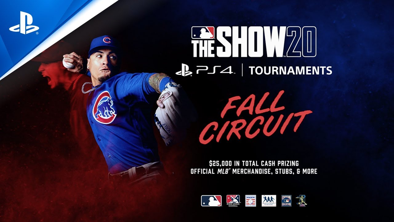 MLB The Show 20 PS4 Tournaments: Fall Circuit begins August 22