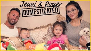 BEDTIME WITH THE MATHEWS | Jenni & Roger: Domesticated | Awestruck