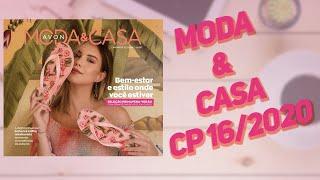 AVON MODA E CASA CP 16/2020