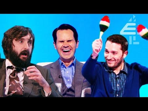 Jimmy Carr's IN TEARS Over Joe Wilkinson's Flirting Antics | 8 Out of 10 Cats | Best Series 18 Pt.1
