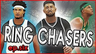 THE BEST GAME OF HIS CAREER! - RING CHASERS EP.6