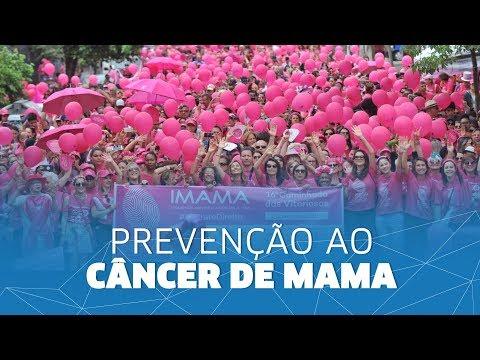 Caminhada em Porto Alegre reforça importância da prevenção ao câncer de mama
