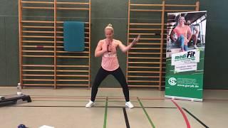 Reaktiv Fitness mit Maria - Teil 2