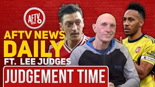 Judgement Time feat Lee Judges | AFTV News Daily