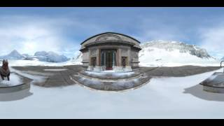 Virtual Kedarnath Temple 360