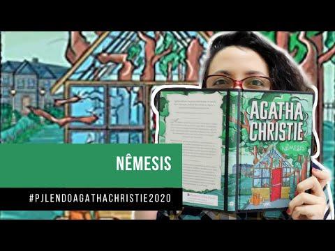 Nêmesis (#PJLENDOAGATHACHRISTIE2020) Livro 12 | DE LIVRO EM LIVRO