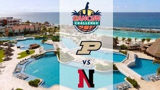 2016 Cancun Challenge WBB | Purdue vs. Northeastern (No Audio)