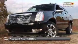 Cadillac Escalade EXT Test Drive