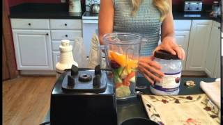 Blended Diet Demonstration for G-Tubes