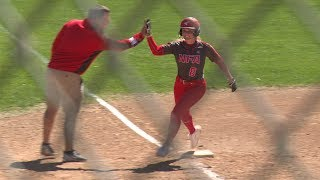 Softball Highlights: NFA 8, Waterford 6