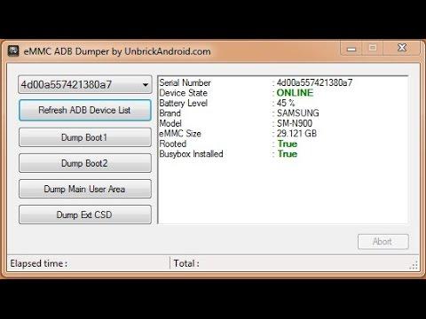 Free eMMC ADB Dumper - GSM-Forum