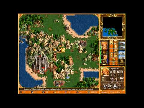 Герои меча и магии 6 сколько замков