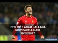PES 2013 Adam Lallana Face 2017 By H.F.T