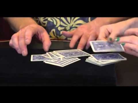 Cool Four-Card Poker Trick You Have to Watch