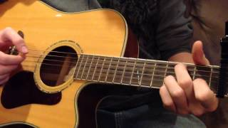 Details In The Fabric By Jason Mraz - How To Play On Guitar